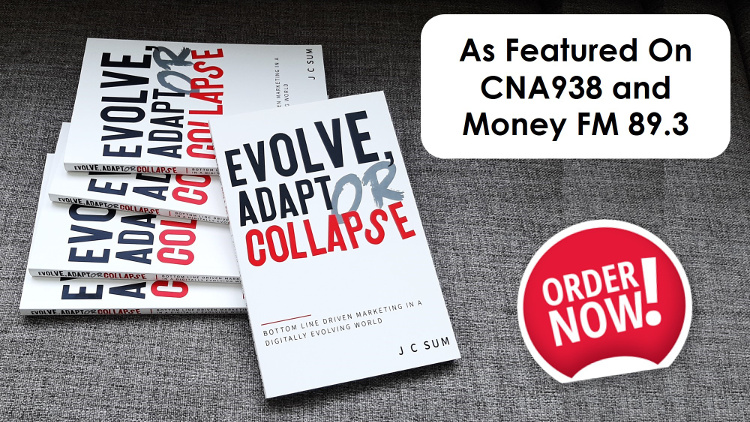 J C Sum Business Book | Evolve & Adapt
